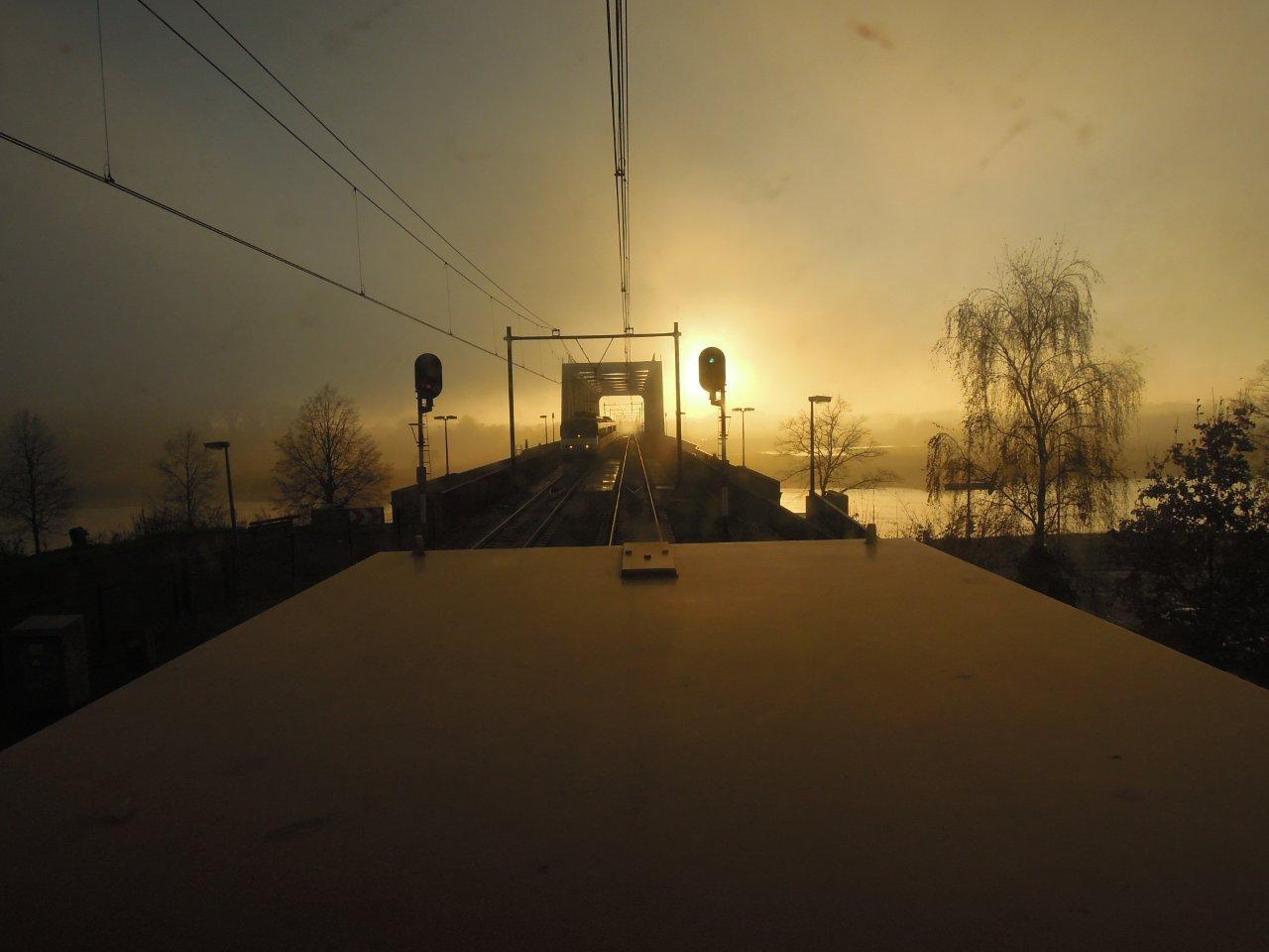 Passage IJsselbrug Deventer
